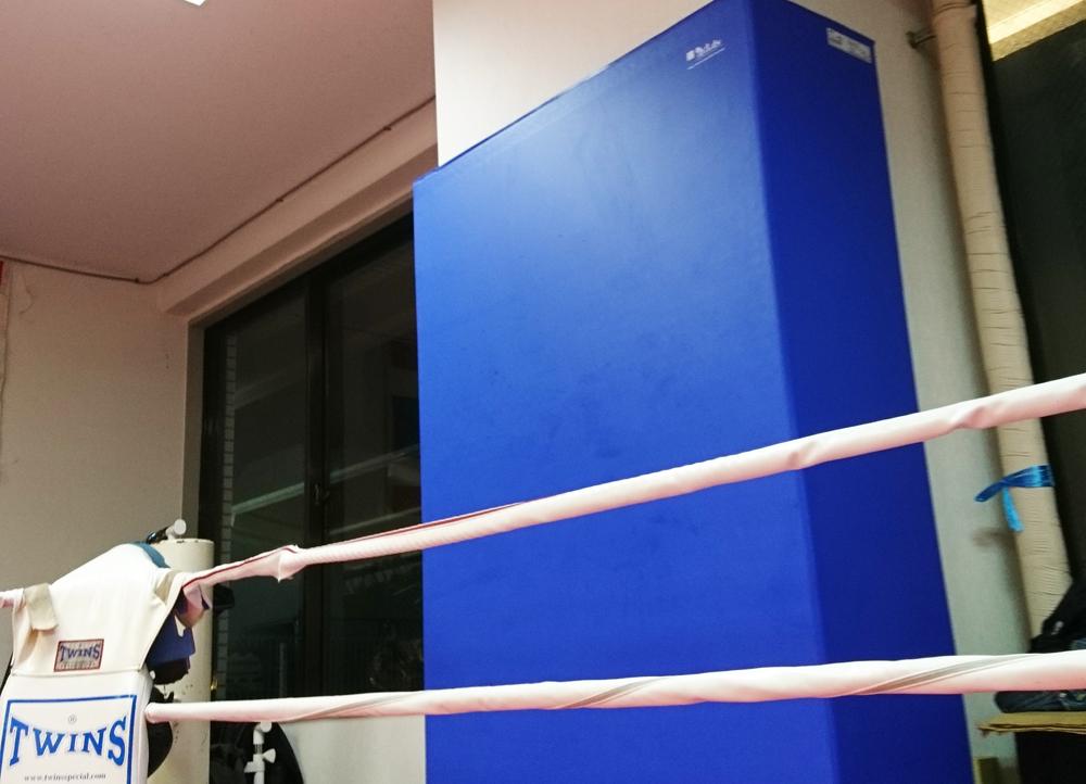 スポーツ防護マット ボクシングジム編