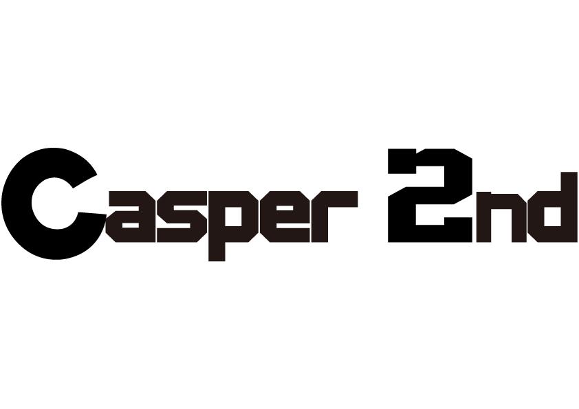 キャスパー2ndジェネレーション製品ロゴ