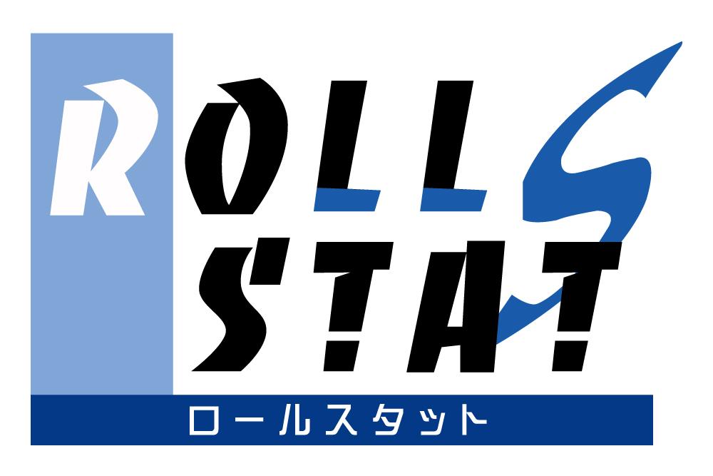 「ロールスタットS」製品ロゴ