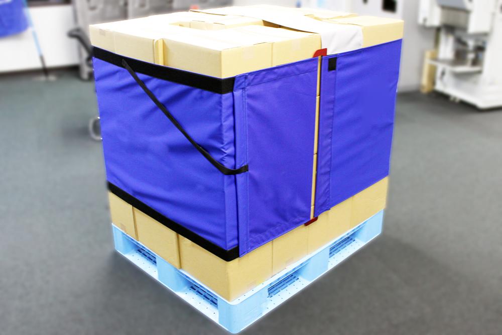 ケースロック70試作品 新しいフラットバックルを使用した試作品
