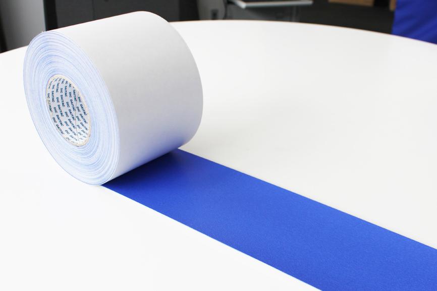 トラックシート用補修テープ コスモワッペン(Mブルー)